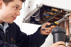 only use certified Leicestershire heating engineers for repair work